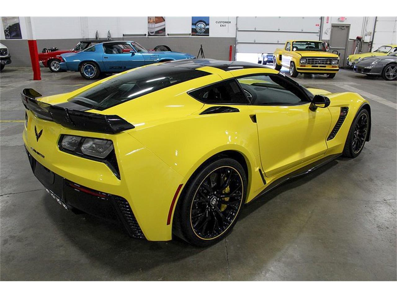 2016 Chevrolet Corvette (CC-1250733) for sale in Kentwood, Michigan