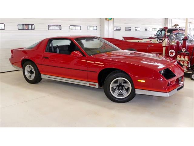 1984 Chevrolet Camaro (CC-1257331) for sale in Columbus, Ohio