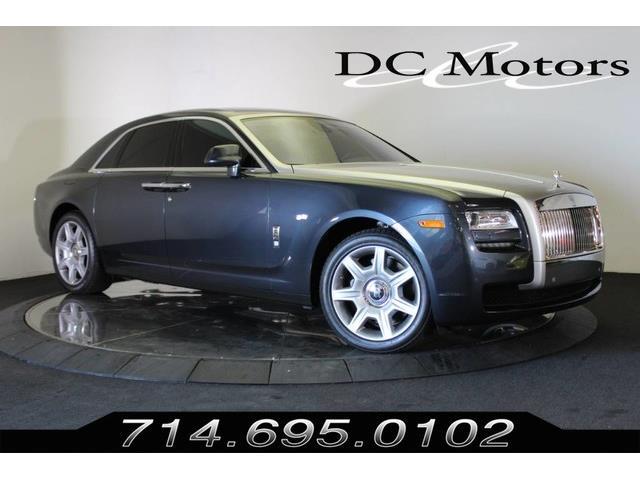 2012 Rolls-Royce Silver Ghost