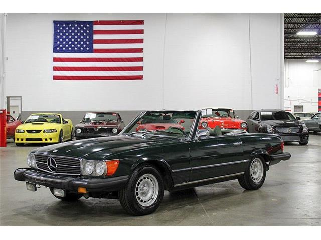 1974 Mercedes-Benz 450 (CC-1250737) for sale in Kentwood, Michigan