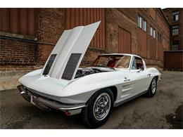 1963 Chevrolet Corvette (CC-1257370) for sale in Wallingford, Connecticut