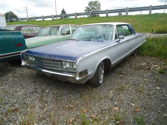 1965 Chrysler New Yorker (CC-1257377) for sale in Jackson, Michigan