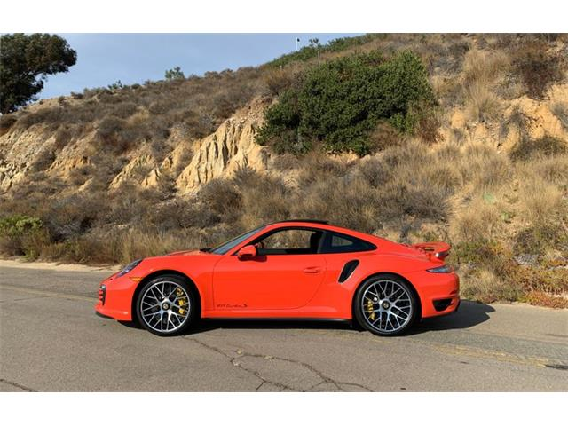 2016 Porsche 911 (CC-1257381) for sale in San Diego, California