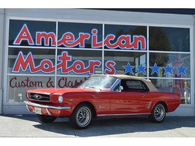 1965 Ford Mustang (CC-1257382) for sale in San Jose, California
