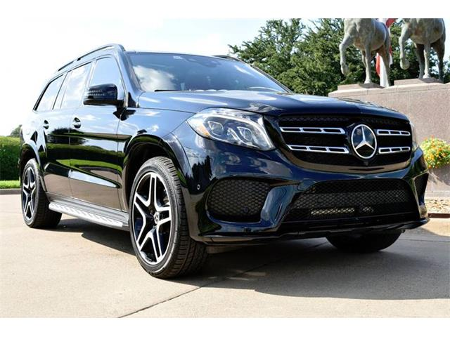 2017 Mercedes-Benz GLS-Class (CC-1257391) for sale in Fort Worth, Texas