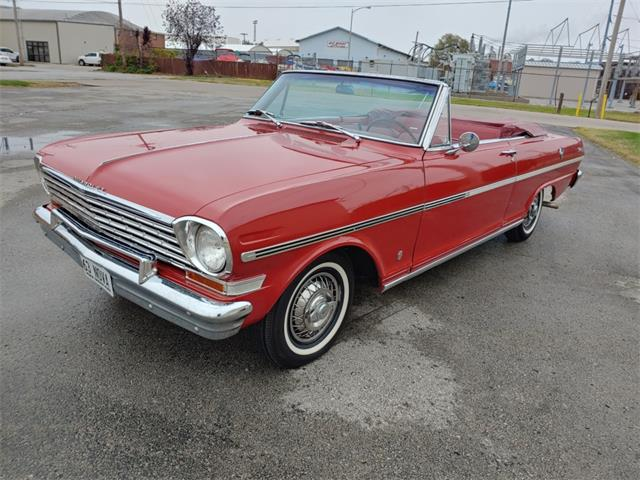 1963 Chevrolet Nova (CC-1257412) for sale in N. Kansas City, Missouri