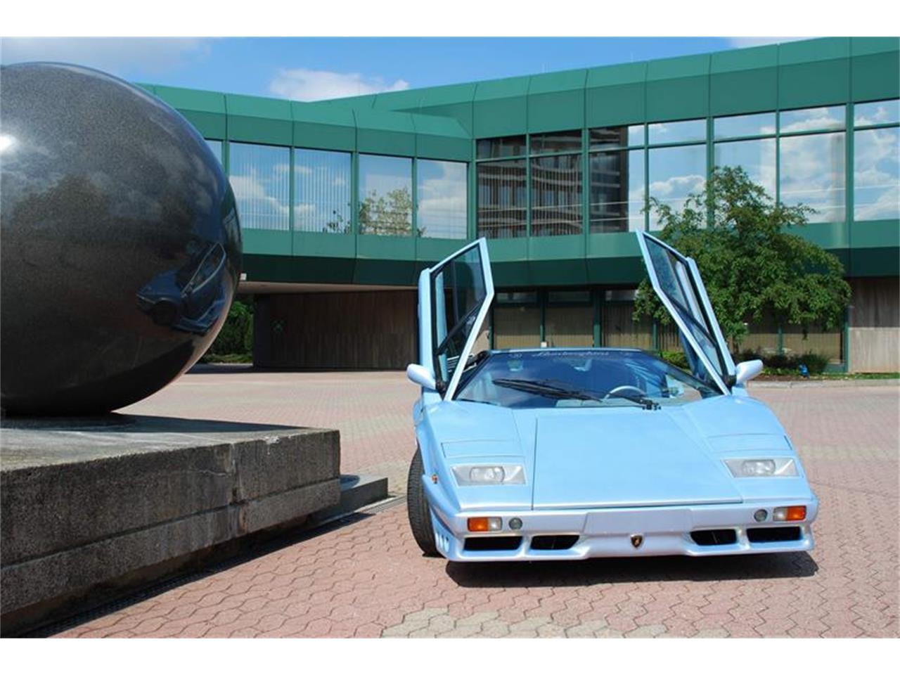 1985 Lamborghini Countach (CC-1257431) for sale in San Luis Obispo, California