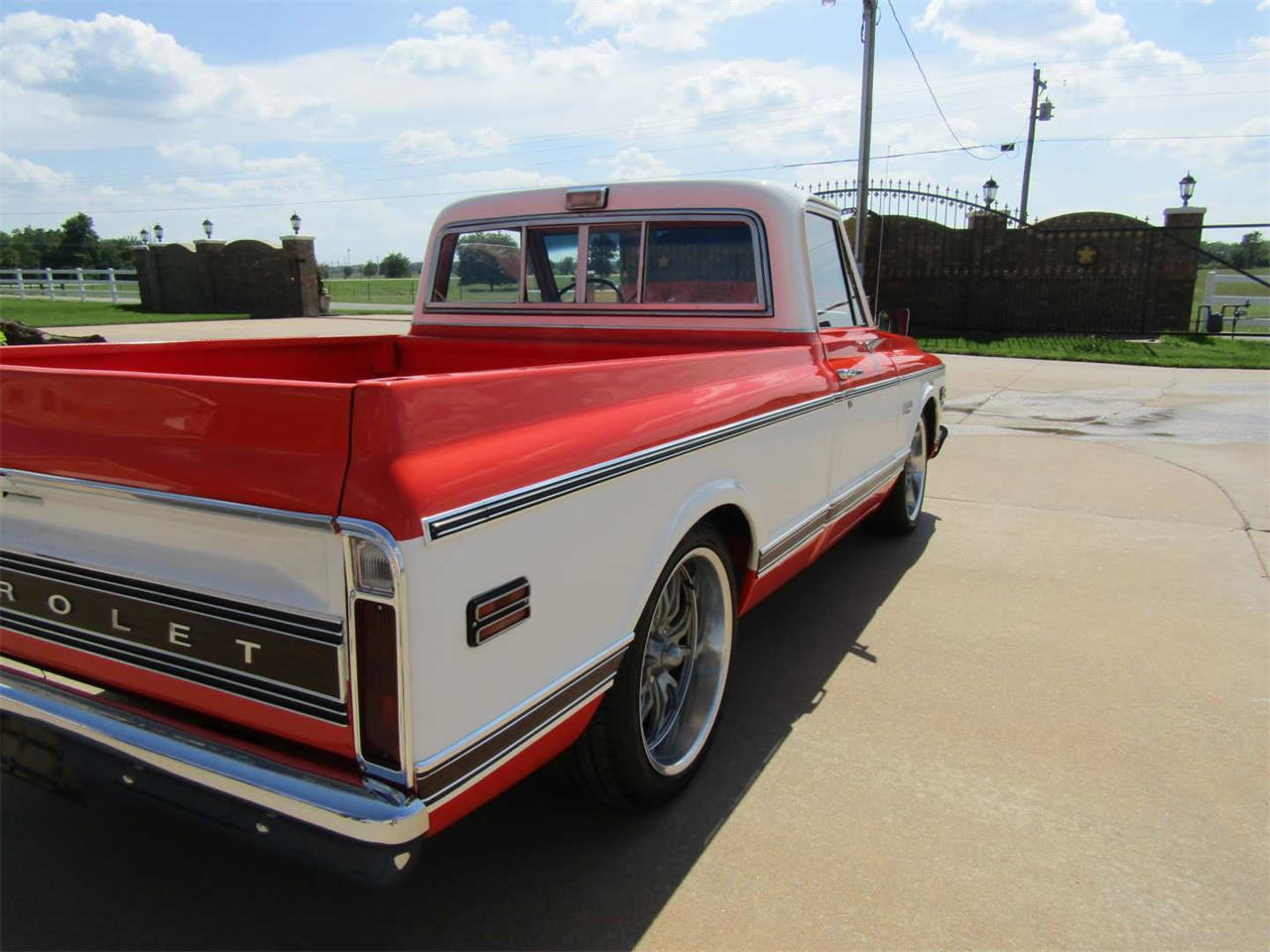 1972 Chevrolet C10 (CC-1257441) for sale in Biloxi, Mississippi