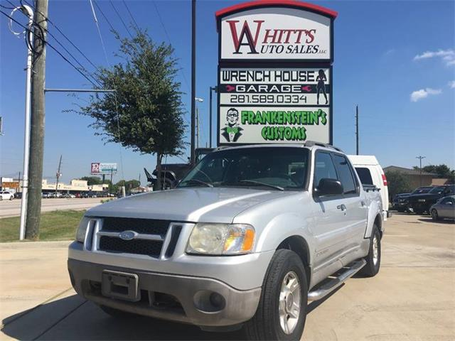2001 Ford Explorer (CC-1257453) for sale in Houston, Texas