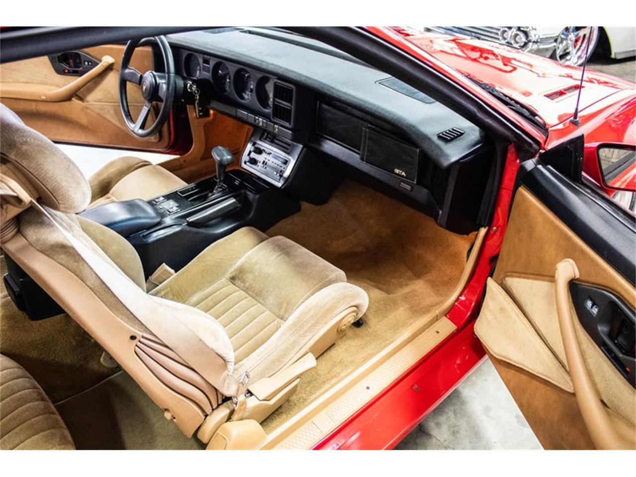 1987 Pontiac Firebird Trans Am (CC-1257482) for sale in Grand Rapids, Michigan