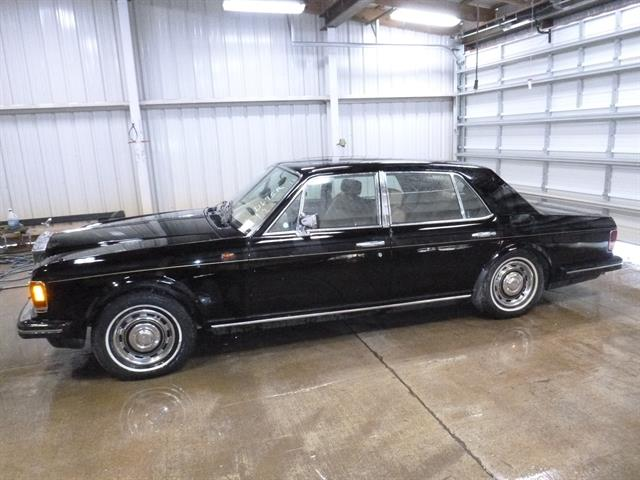 1985 Rolls-Royce Silver Spirit (CC-1257483) for sale in Bedford, Virginia