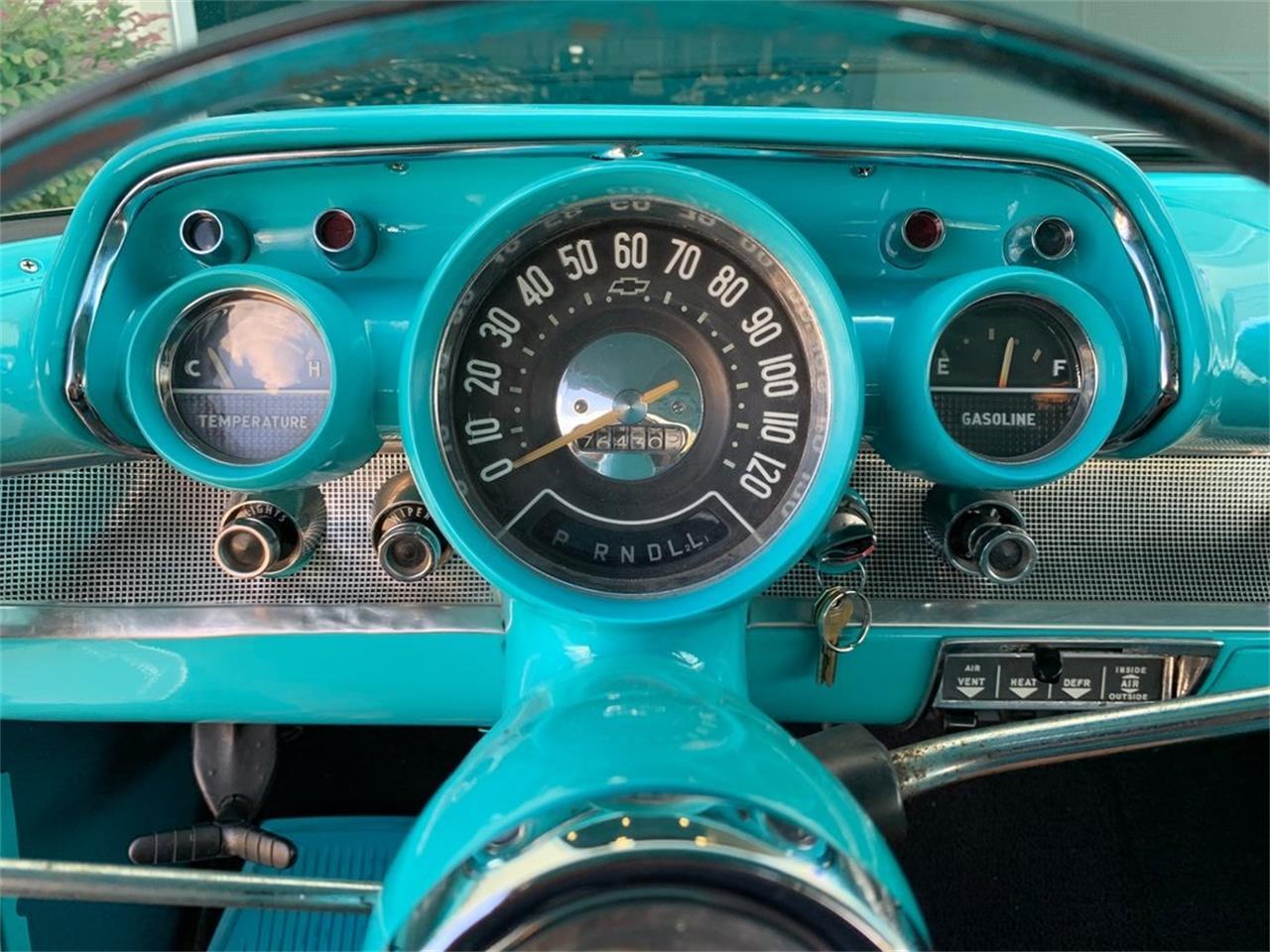 1957 Chevrolet Bel Air (CC-1257485) for sale in Carrollton, Texas