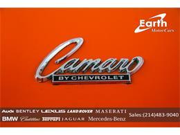 1969 Chevrolet Camaro (CC-1257497) for sale in Carrollton, Texas