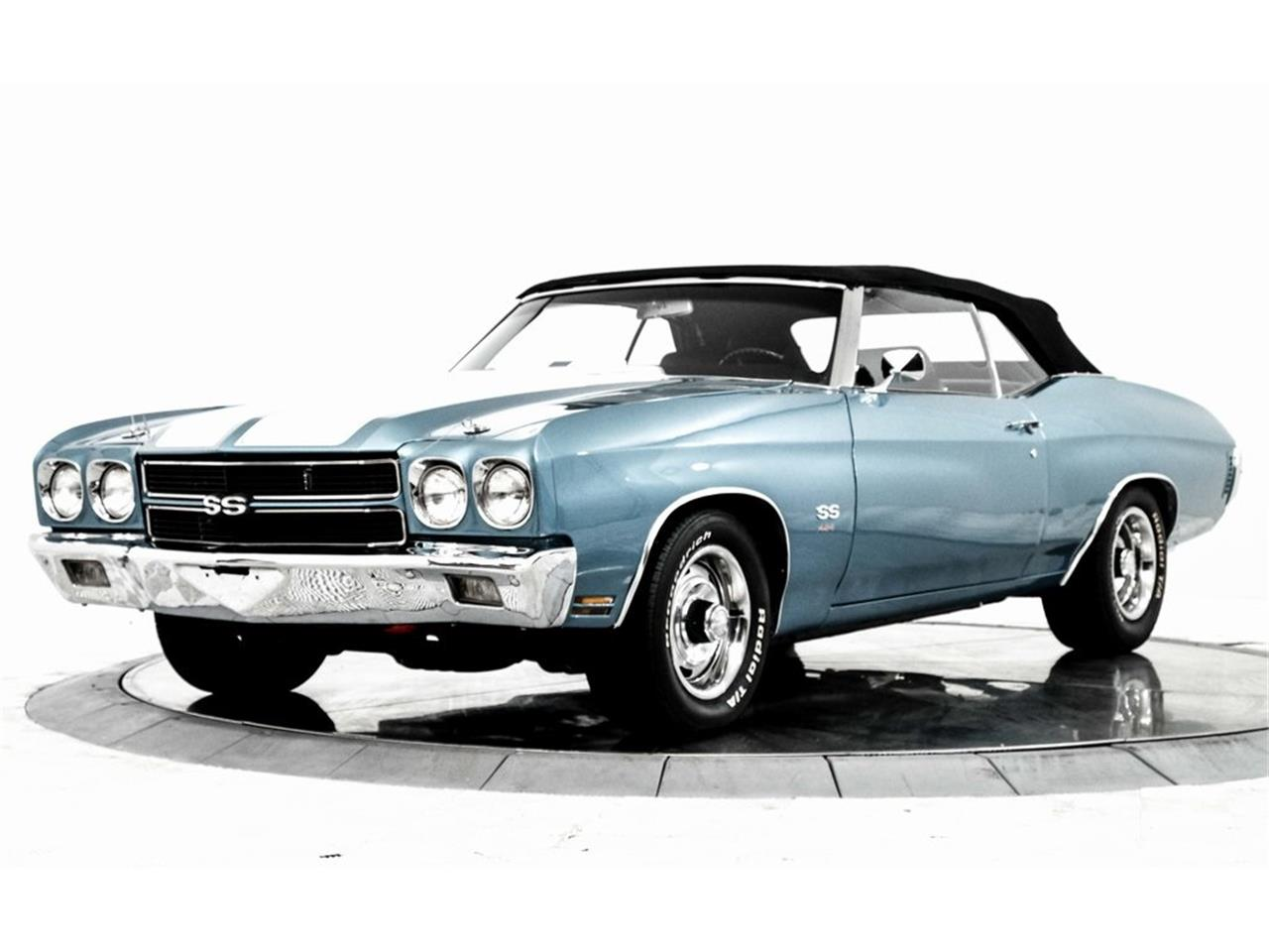 1970 Chevrolet Chevelle SS (CC-1257498) for sale in Carrollton, Texas