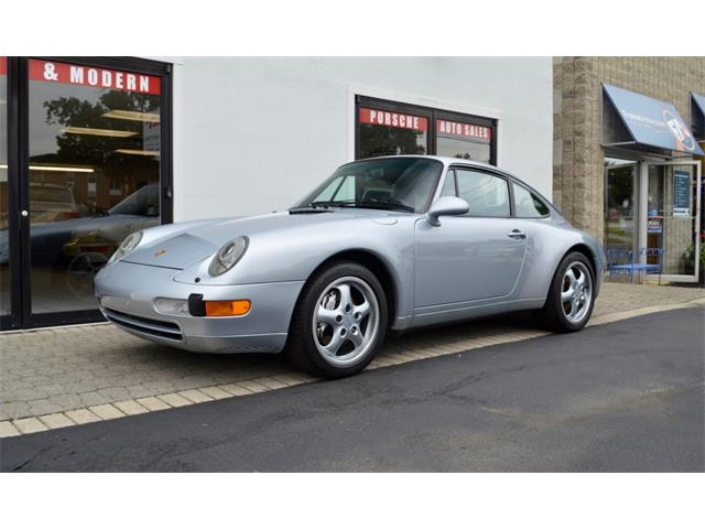 1995 Porsche Carrera (CC-1257510) for sale in West Chester, Pennsylvania