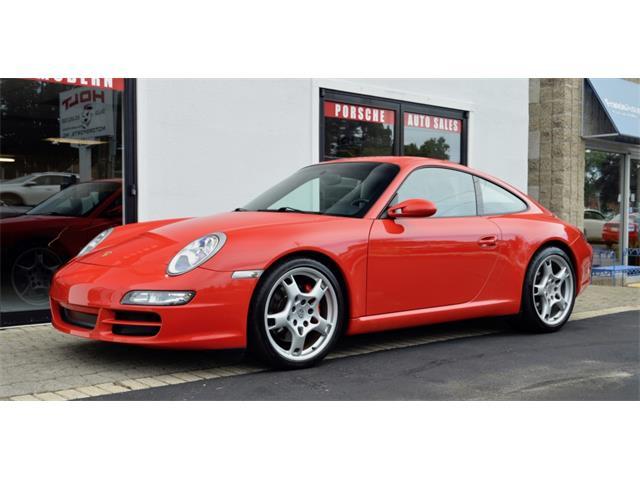 2006 Porsche Carrera (CC-1257514) for sale in West Chester, Pennsylvania