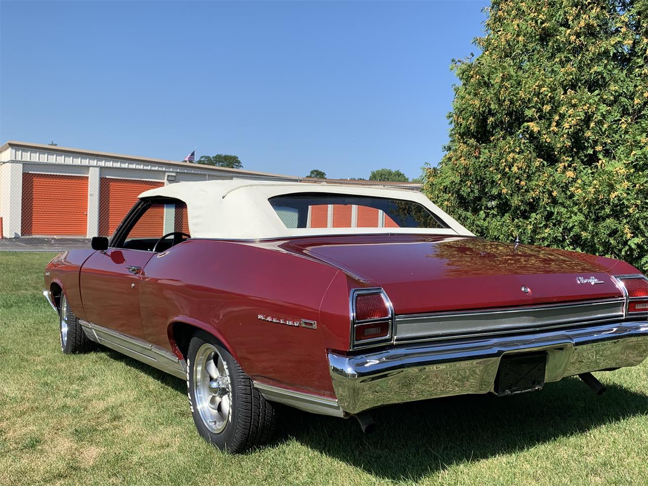 1969 Chevrolet Chevelle (CC-1250752) for sale in Geneva , Illinois