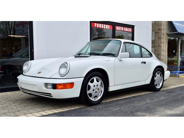 1991 Porsche 911 Carrera 2 (CC-1257526) for sale in West Chester, Pennsylvania