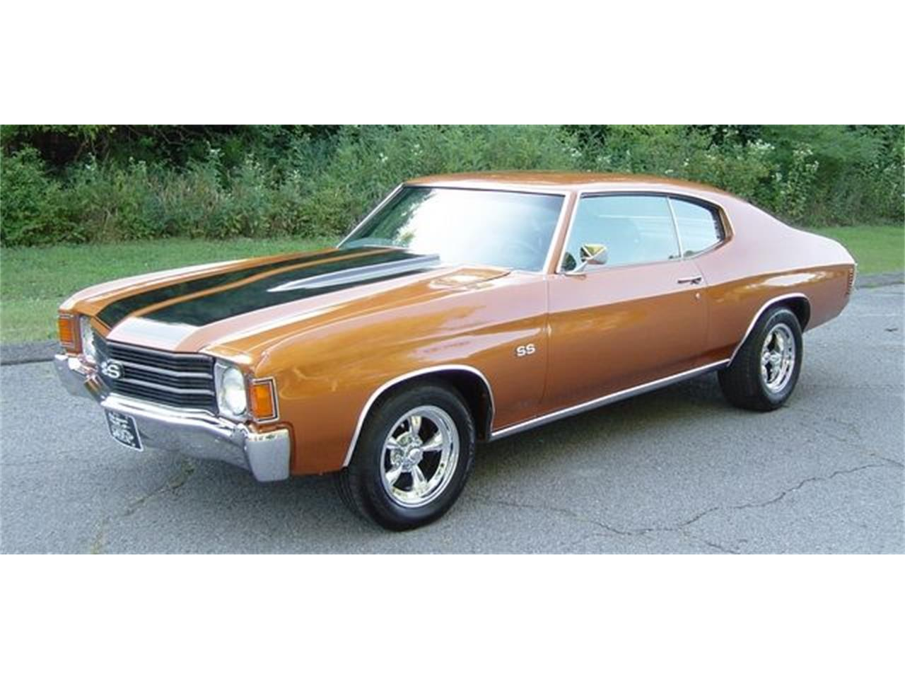 1972 Chevrolet Chevelle (CC-1257530) for sale in Hendersonville, Tennessee