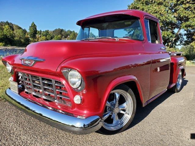 1955 Chevrolet Pickup (CC-1257535) for sale in Eugene, Oregon