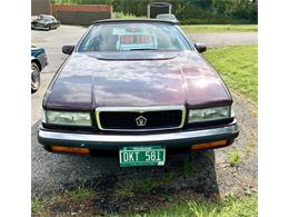 1989 Chrysler TC by Maserati (CC-1257555) for sale in South Burlington, Vermont