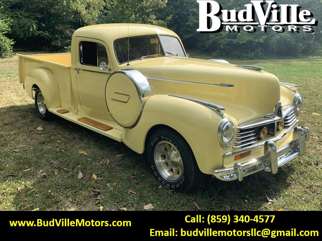 1946 Hudson Super 6 (CC-1257568) for sale in Paris, Kentucky