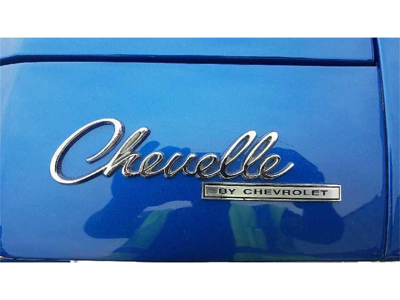 1969 Chevrolet Chevelle Malibu (CC-1257574) for sale in Richmond, Virginia