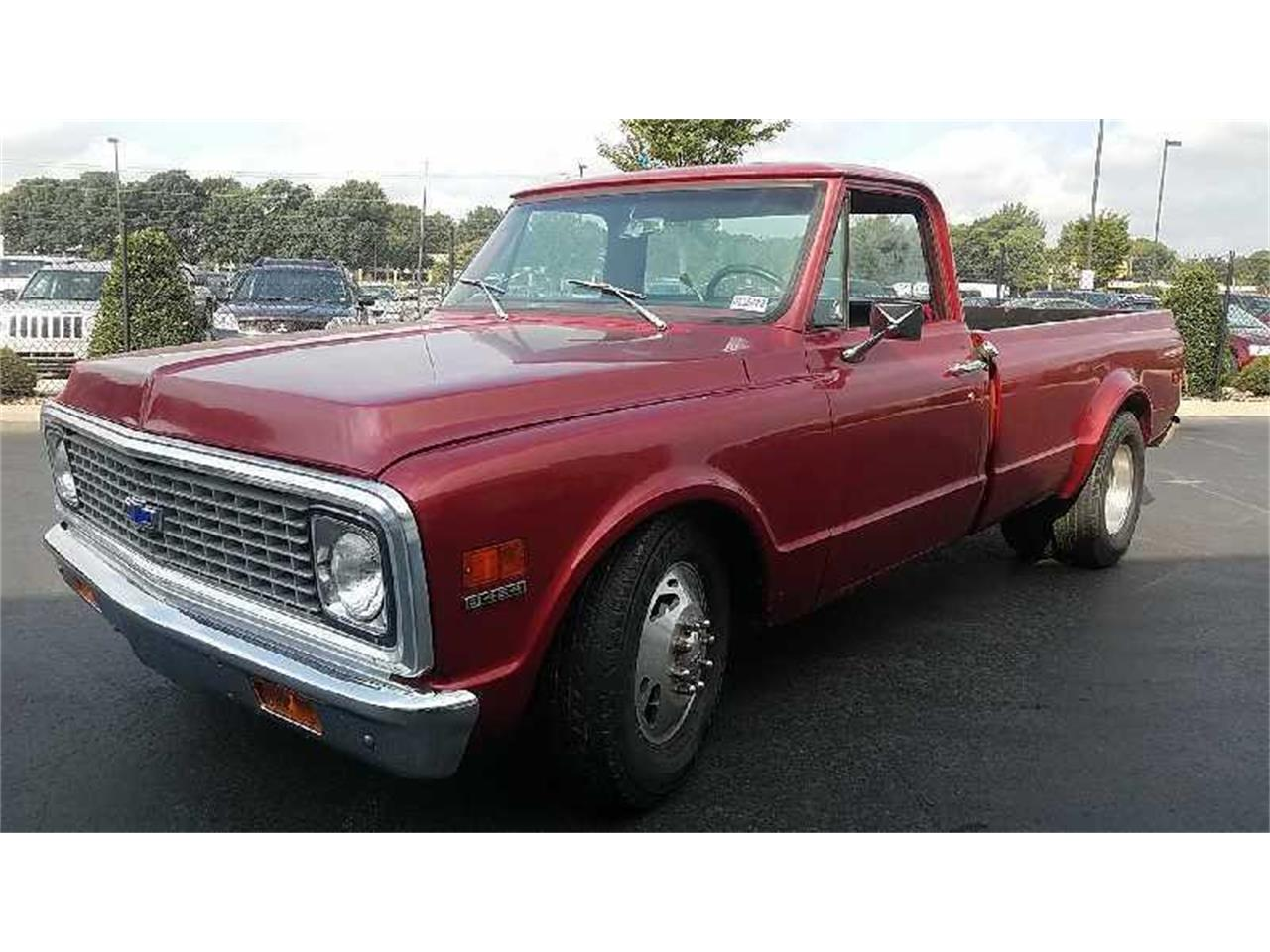 1971 Chevrolet Pickup (CC-1257576) for sale in Richmond, Virginia