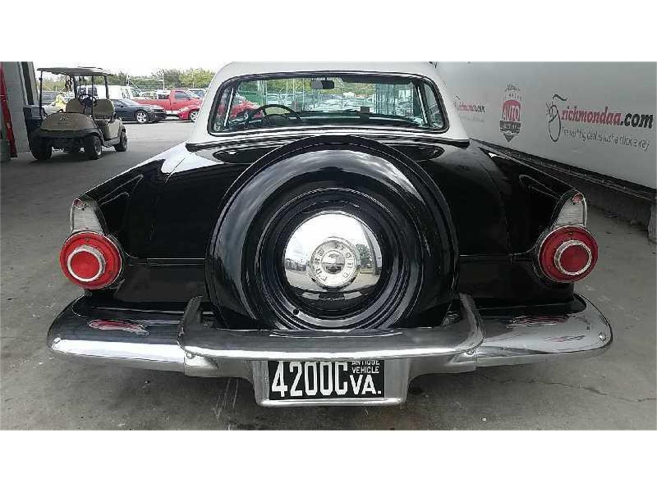 1956 Ford Thunderbird (CC-1257577) for sale in Richmond, Virginia