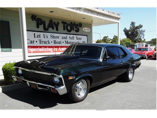 1969 Chevrolet Nova (CC-1257590) for sale in Redlands, California