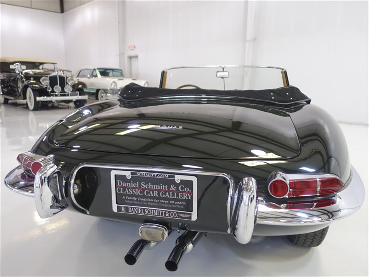 1962 Jaguar E-Type (CC-1257591) for sale in Saint Louis, Missouri