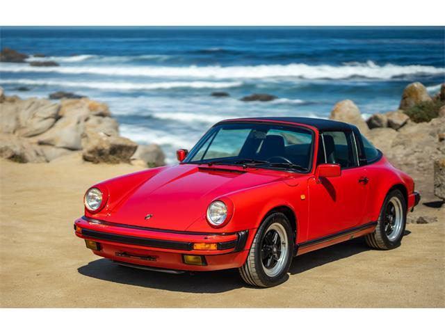 1985 Porsche 911 Carrera (CC-1257596) for sale in Monterey, California