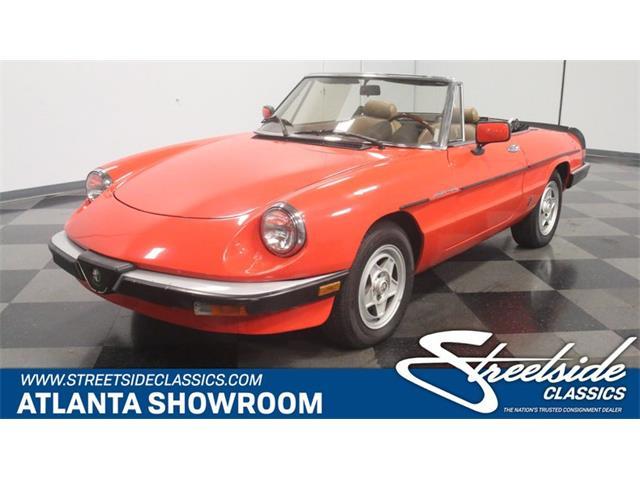 1984 Alfa Romeo Spider Veloce (CC-1250763) for sale in Lithia Springs, Georgia