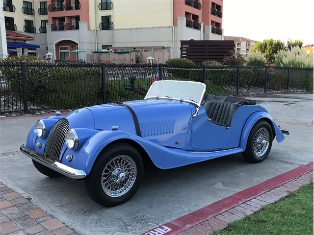 1960 Morgan Plus 4 (CC-1257633) for sale in Rowlett TX, Texas