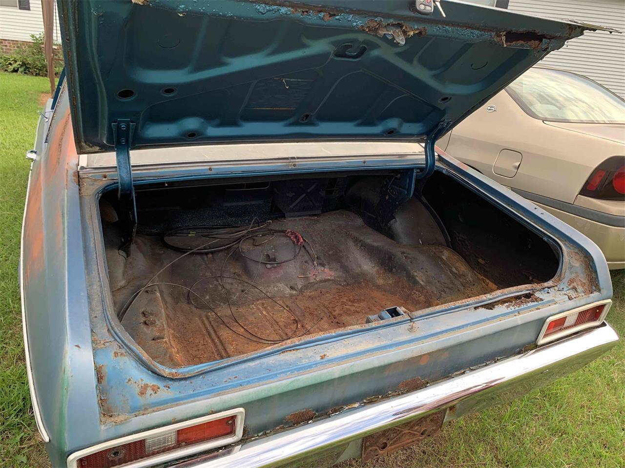1972 Chevrolet Nova (CC-1257641) for sale in Kinston, North Carolina
