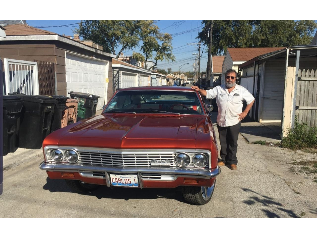1966 Chevrolet Impala SS (CC-1257647) for sale in Chicago, Illinois