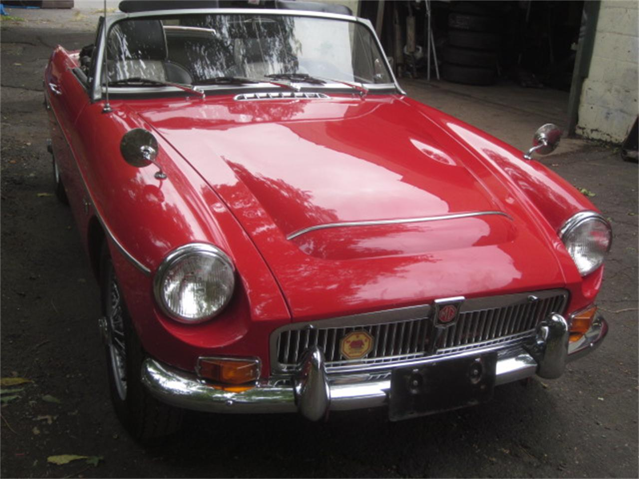 1968 MG MGC (CC-1257654) for sale in Stratford, Connecticut