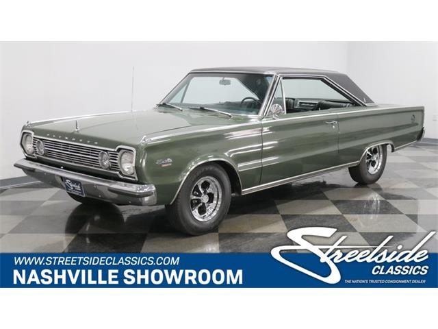 1966 Plymouth Satellite