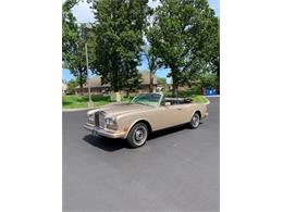 1985 Rolls-Royce Corniche (CC-1257690) for sale in Long Island, New York