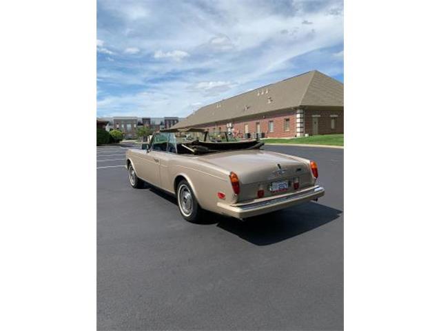 1985 Rolls-Royce Corniche (CC-1257690) for sale in Long Island, New York