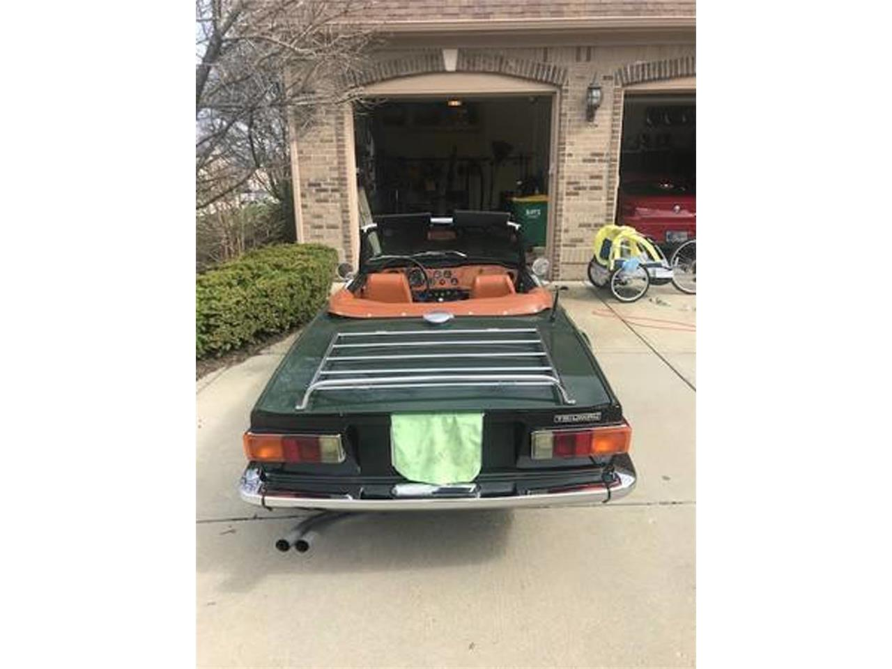 1972 Triumph TR6 (CC-1257696) for sale in Long Island, New York