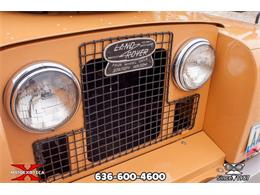 1963 Land Rover Series IIA (CC-1257697) for sale in St. Louis, Missouri