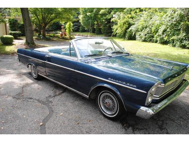 1965 Ford Galaxie 500 (CC-1257707) for sale in Long Island, New York