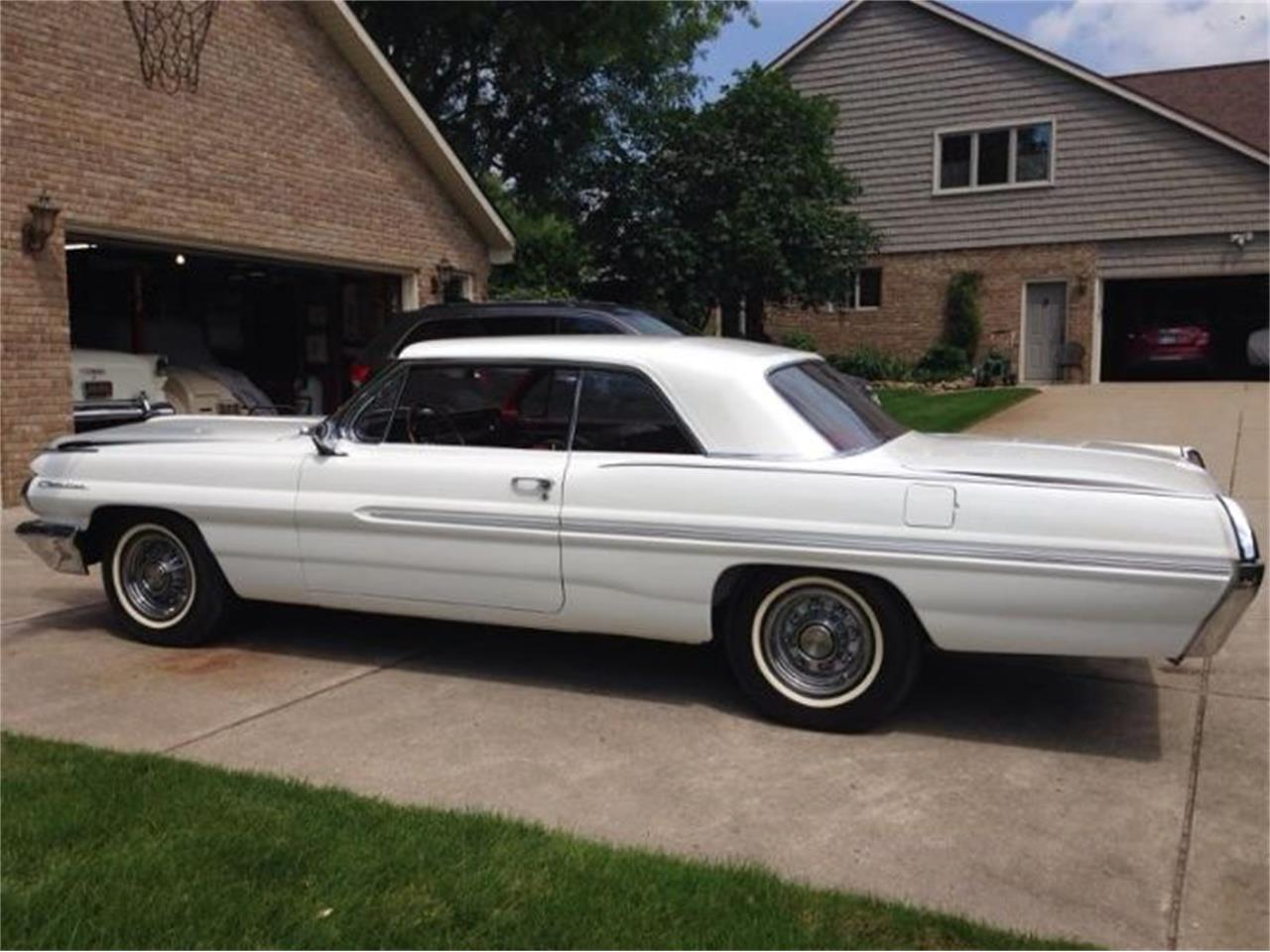 1962 Pontiac Catalina (CC-1250772) for sale in Cadillac, Michigan