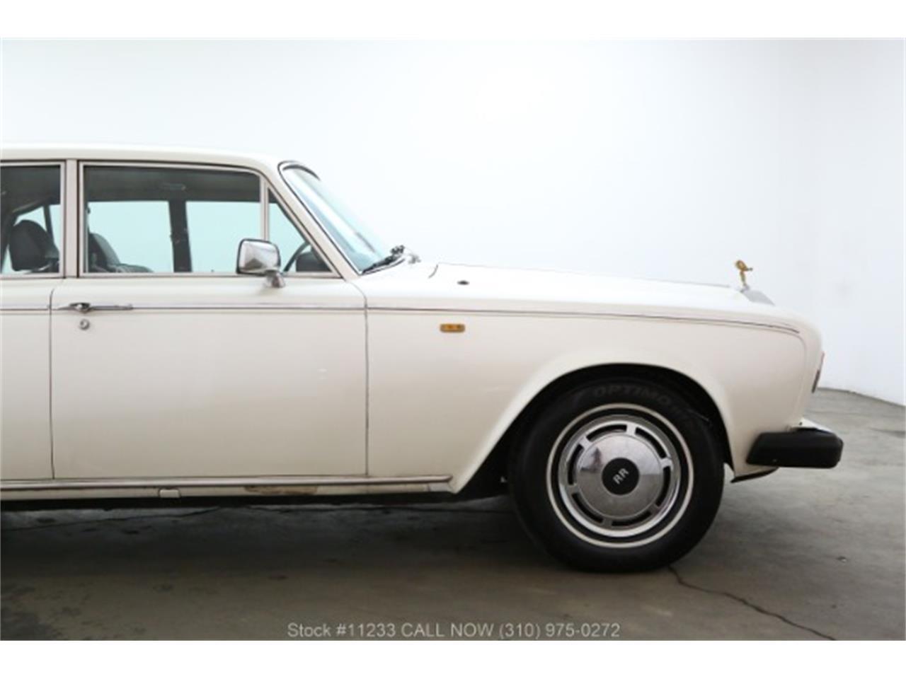 1981 Rolls-Royce Silver Shadow II (CC-1257730) for sale in Beverly Hills, California