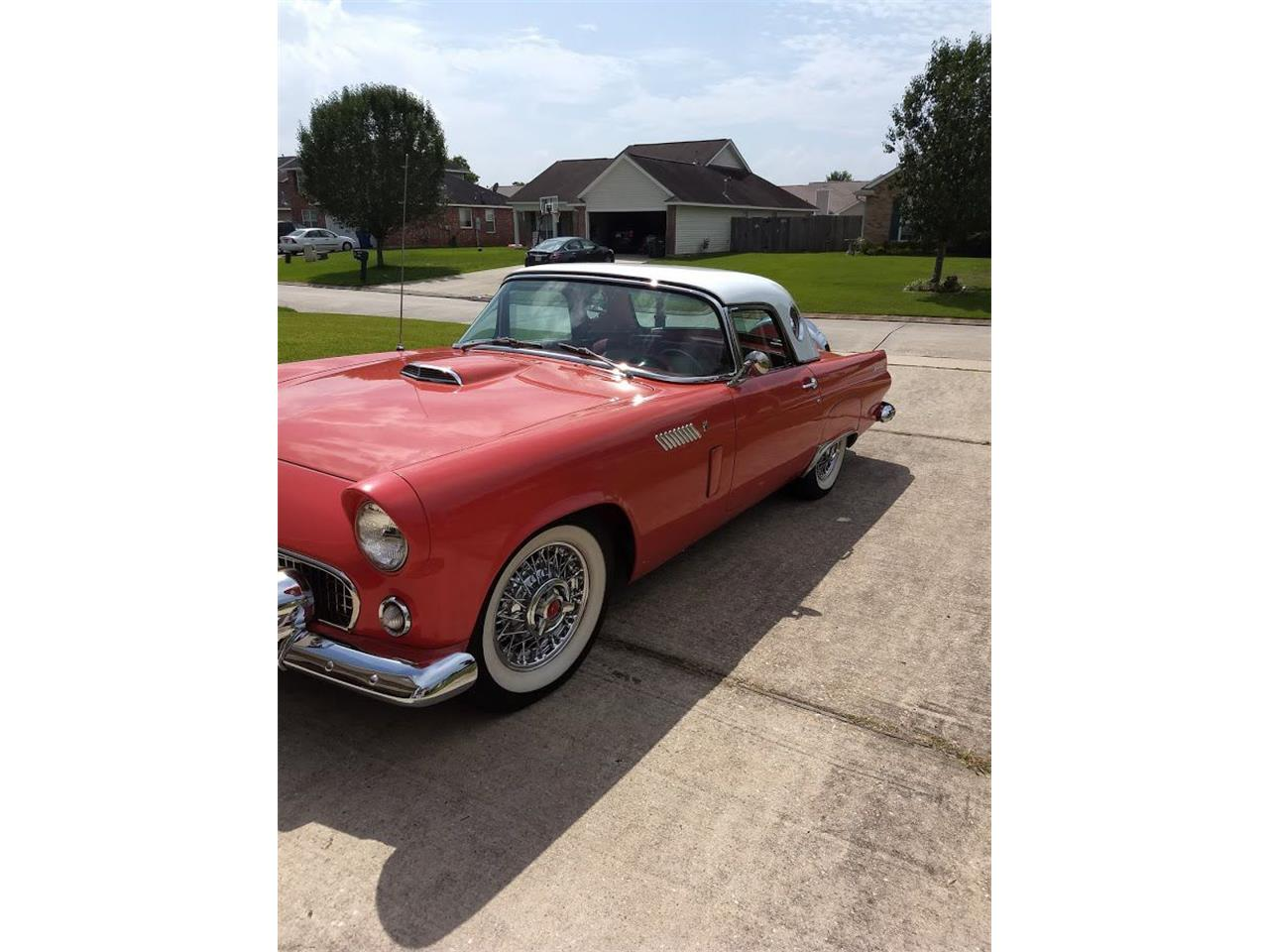 1956 Ford Thunderbird (CC-1257743) for sale in West Pittston, Pennsylvania