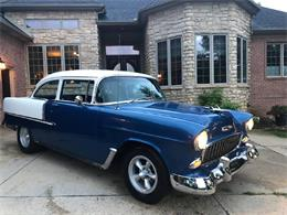 1955 Chevrolet Bel Air (CC-1257744) for sale in West Pittston, Pennsylvania