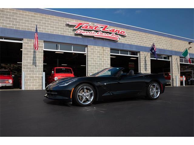 2014 Chevrolet Corvette (CC-1257747) for sale in St. Charles, Missouri