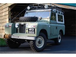 1959 Land Rover Series II 88 (CC-1257781) for sale in Malone, New York