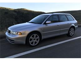 2001 Audi S4 (CC-1257787) for sale in Long Beach, California